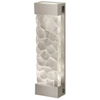 Fine Art Lamps Crystal Bakehouse  2 Light Sconce in Silver 811050-24ST