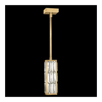 Fine Art Lamps 811540-2ST Crystal Enchantment 1 Light 5 inch Gold Drop Light Ceiling Light