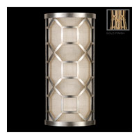 Fine Art Lamps 816750-2GU Allegretto Gold 1 Light 7 inch Gold Sconce Wall Light photo thumbnail
