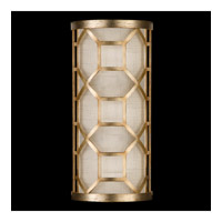 Allegretto 2 Light 8 inch Gold Wall Sconce Wall Light