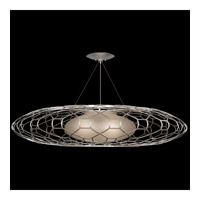 Fine Art Lamps Allegretto 3 Light Pendant in Silver 816940ST