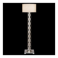 Fine Art Lamps Allegretto 1 Light Floor Lamp in Silver 817020ST