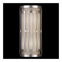 Fine Art Lamps Allegretto 2 Light Sconce in Silver 817150GU