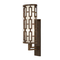 Fine Art Lamps River Oaks 2 Light Outdoor Wall Mount in Dark Bronze 839681ST