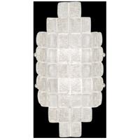 Fine Art Lamps 840650ST Constructivism 2 Light 7 inch Silver ADA Sconce Wall Light