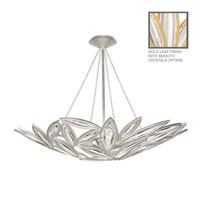 Fine Art Lamps Marquise 13 Light Pendant in Florentine Brushed Gold Leaf 849440-21ST