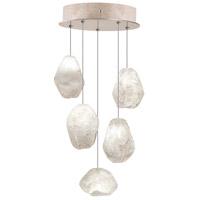 Fine Art Lamps 852440-23ST Natural Inspirations 5 Light 12 inch Gold Drop Light Ceiling Light