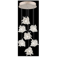 Fine Art Lamps 852640-202LD Natural Inspirations 7 Light 14 inch Gold Pendant Ceiling Light