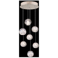 Fine Art Lamps 852640-206LD Natural Inspirations 7 Light 14 inch Gold Pendant Ceiling Light