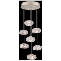 Fine Art Lamps 852640-21LD Natural Inspirations 7 Light 14 inch Gold Pendant Ceiling Light