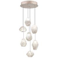 Fine Art Lamps 852640-23ST Natural Inspirations 7 Light 14 inch Gold Pendant Ceiling Light