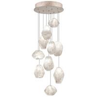 Fine Art Lamps 852840-23ST Natural Inspirations 10 Light 17 inch Gold Drop Light Ceiling Light