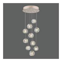 Fine Art Lamps 852840-206ST Natural Inspirations 10 Light 17 inch Gold Drop Light Ceiling Light