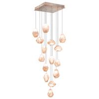 Fine Art Lamps 853040-24ST Natural Inspirations 15 Light 19 inch Gold Drop Light Ceiling Light