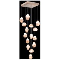 Fine Art Lamps 853040-24LD Natural Inspirations 15 Light 19 inch Gold Pendant Ceiling Light