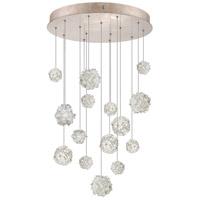 Fine Art Lamps 853140-205ST Natural Inspirations 15 Light 21 inch Gold Pendant Ceiling Light