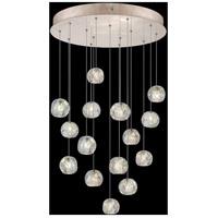 Fine Art Lamps 853140-206LD Natural Inspirations 15 Light 21 inch Gold Pendant Ceiling Light