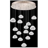 Fine Art Lamps 853140-207LD Natural Inspirations 15 Light 21 inch Gold Pendant Ceiling Light