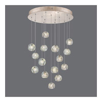 Natural Inspirations 15 Light 21 inch Gold Drop Light Ceiling Light