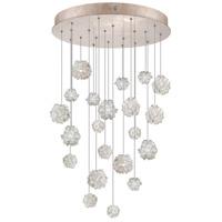 Fine Art Lamps 853240-205ST Natural Inspirations 22 Light 24 inch Gold Drop Light Ceiling Light