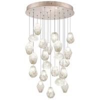 Fine Art Lamps 853240-23ST Natural Inspirations 22 Light 24 inch Gold Drop Light Ceiling Light