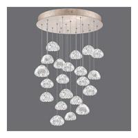 Fine Art Lamps 853240-207ST Natural Inspirations 22 Light 24 inch Gold Pendant Ceiling Light