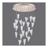 Fine Art Lamps 853240-208ST Natural Inspirations 22 Light 24 inch Gold Pendant Ceiling Light