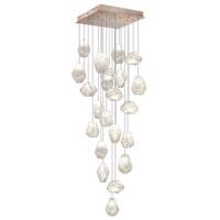 Fine Art Lamps 853340-23ST Natural Inspirations 22 Light 24 inch Gold Pendant Ceiling Light