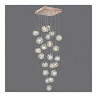 Fine Art Lamps 853340-206ST Natural Inspirations 22 Light 24 inch Gold Drop Light Ceiling Light