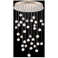 Fine Art Lamps 853440-206LD Natural Inspirations 36 Light 34 inch Gold Pendant Ceiling Light
