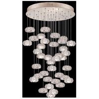 Fine Art Lamps 853440-21LD Natural Inspirations 36 Light 34 inch Gold Pendant Ceiling Light