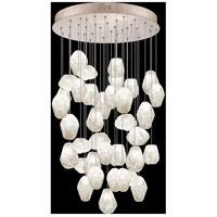 Fine Art Lamps 853440-23LD Natural Inspirations 36 Light 34 inch Gold Pendant Ceiling Light