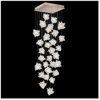 Fine Art Lamps 853540-202LD Natural Inspirations 30 Light 30 inch Gold Pendant Ceiling Light