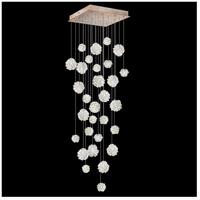 Fine Art Lamps 853540-205LD Natural Inspirations 30 Light 30 inch Gold Pendant Ceiling Light