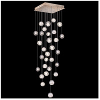 Fine Art Lamps 853540-206LD Natural Inspirations 30 Light 30 inch Gold Pendant Ceiling Light