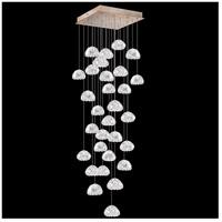 Fine Art Lamps 853540-207LD Natural Inspirations 30 Light 30 inch Gold Pendant Ceiling Light