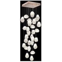 Fine Art Lamps 853540-23LD Natural Inspirations 30 Light 30 inch Gold Pendant Ceiling Light