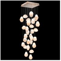 Fine Art Lamps 853540-24LD Natural Inspirations 30 Light 30 inch Gold Pendant Ceiling Light