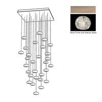 Fine Art Lamps 853540-206ST Natural Inspirations 30 Light 30 inch Gold Drop Light Ceiling Light