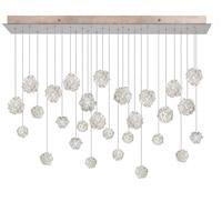 Fine Art Lamps 853640-205ST Natural Inspirations 28 Light 54 inch Gold Pendant Ceiling Light