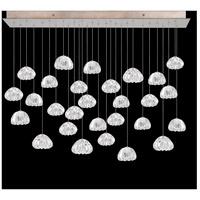 Fine Art Lamps 853640-207LD Natural Inspirations 28 Light 54 inch Gold Pendant Ceiling Light