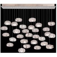 Fine Art Lamps 853640-21LD Natural Inspirations 28 Light 54 inch Gold Pendant Ceiling Light