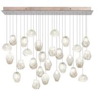 Fine Art Lamps 853640-23ST Natural Inspirations 28 Light 17 inch Gold Pendant Ceiling Light