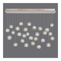 Natural Inspirations 28 Light 54 inch Gold Drop Light Ceiling Light