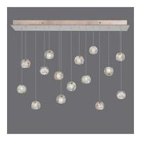 Fine Art Lamps 853740-206ST Natural Inspirations 15 Light 48 inch Gold Drop Light Ceiling Light