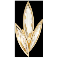 Fine Art Lamps Marquise 2 Light Wall Sconce in Florentine Brushed Gold Leaf 854250-22ST