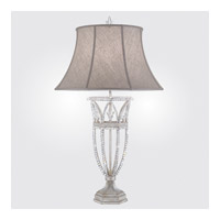 Fine Art Lamps Prussian Neoclassic 1 Light Table Lamp in Prussian Silver Gray 859410-1ST