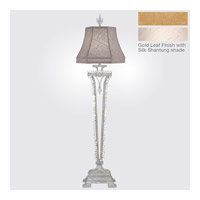 Fine Art Lamps Prussian Neoclassic 1 Light Console Lamp in Silver Leaf 859915-2ST