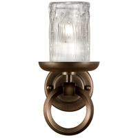 Fine Art Lamps 860950ST Liaison 1 Light 6 inch Bronze Wall Sconce Wall Light