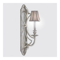Prussian Neoclassic 1 Light 6 inch Prussian Silver Gray Wall Sconce Wall Light